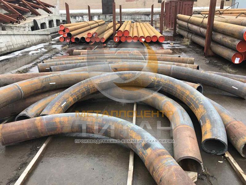 Отвод гнутый ТУ 1468-002-74238272-2003